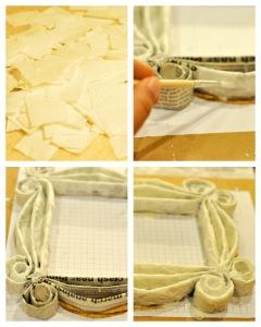 Paper Mache Process