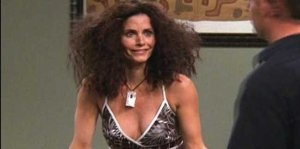 That's what my hair looks like in humidity too!