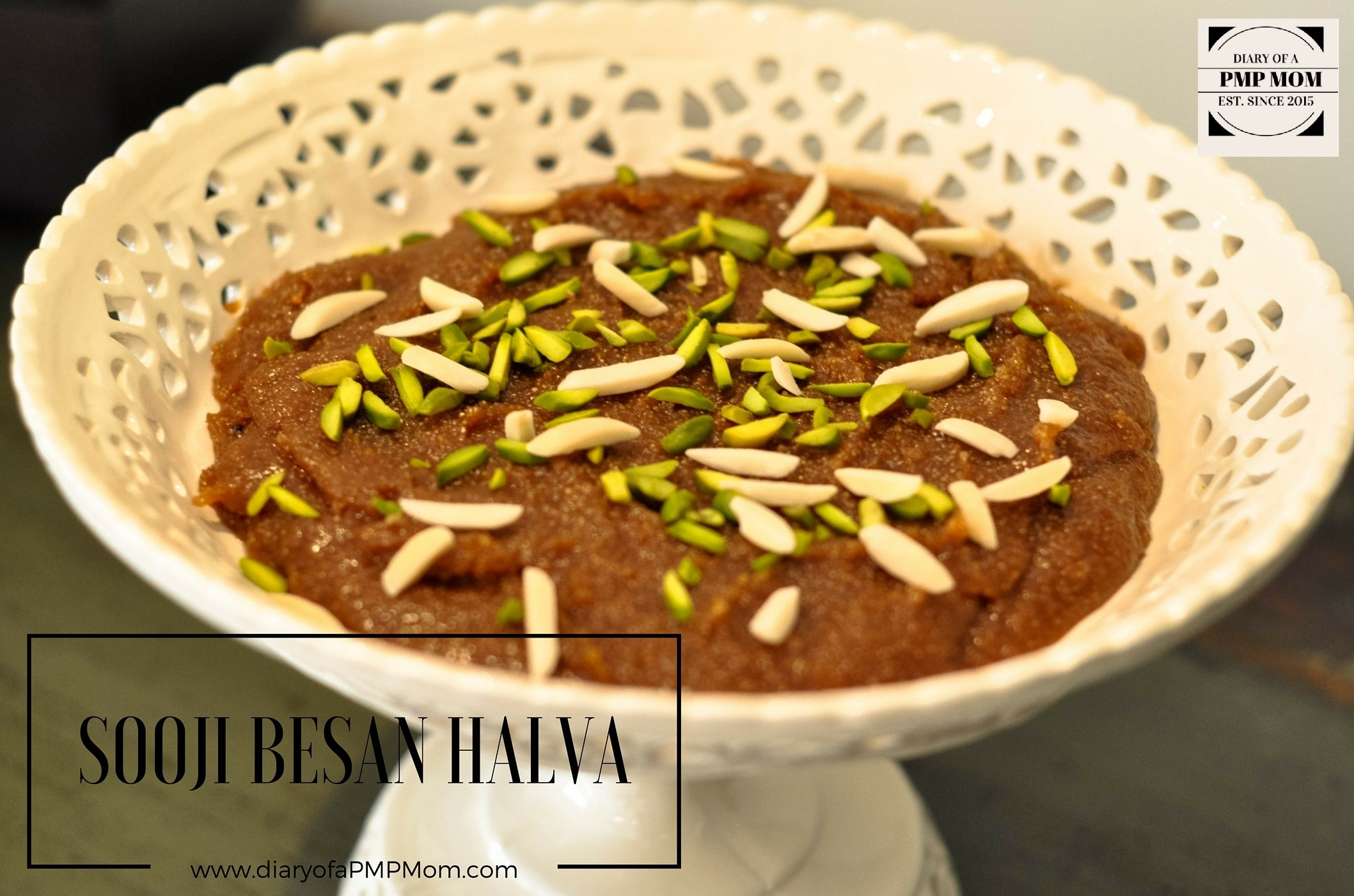 Besan Ka HalwaMom's Recipe For Mother's Day Recipes — Dishmaps