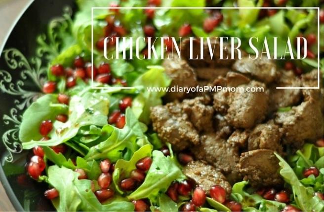 ChickenLiverSalad