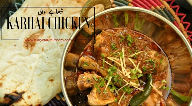 Karhai Chicken cover