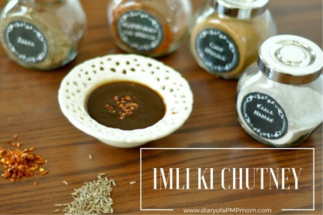 IMLI CHUTNEY