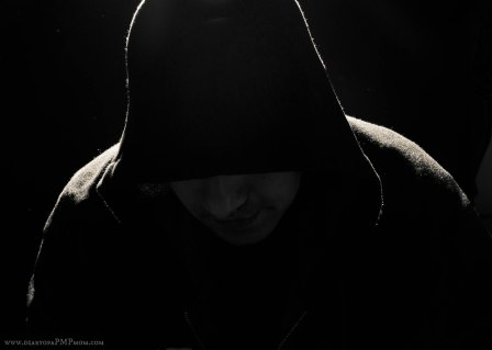 Thats not my shadow.. its my inner dark side..