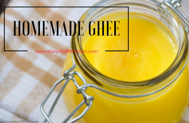 homemade-ghee