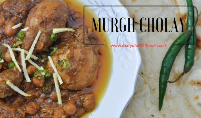 murgh-cholay