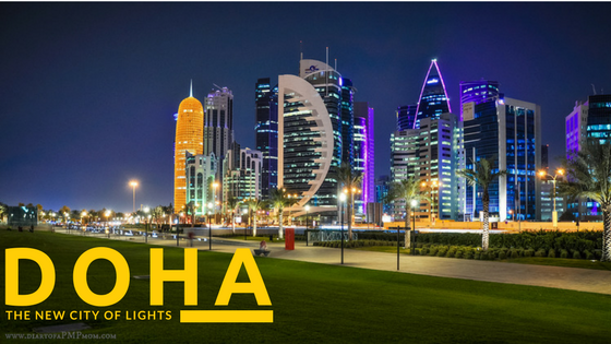 Doha- The New City of Lights-2