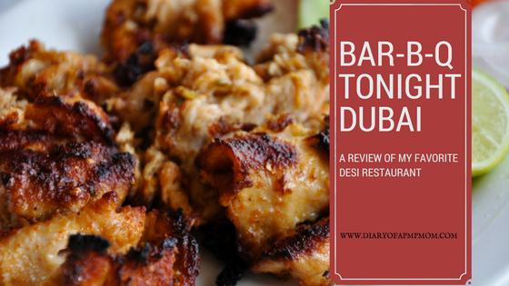 Food review bar b q tonight dubai for Food for bar b q