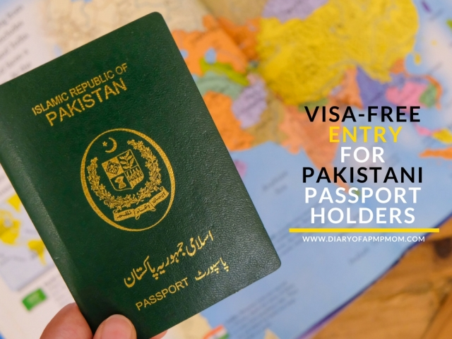 VISA FREEPAKISTANIPASSPORT HOLDERS-2