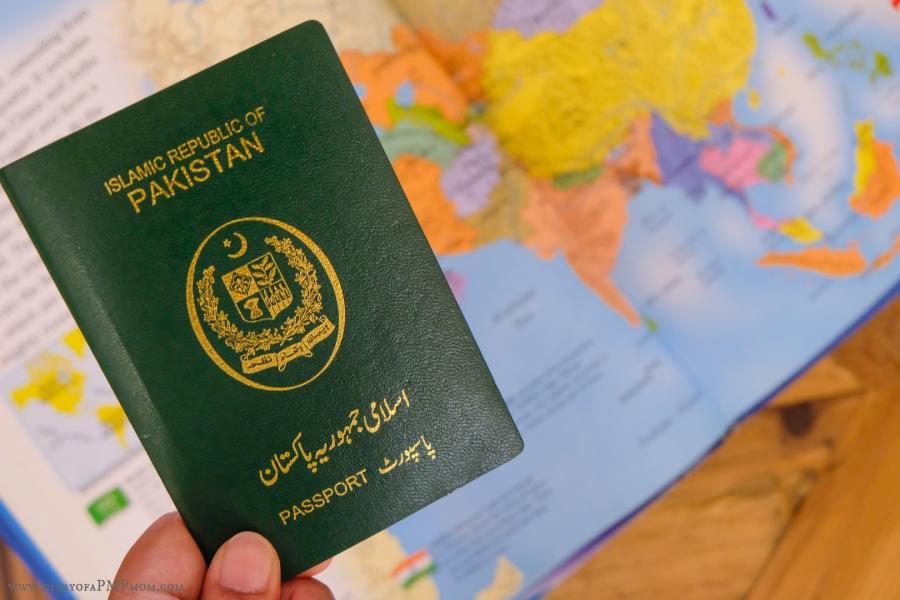 Image result for pakistan passport