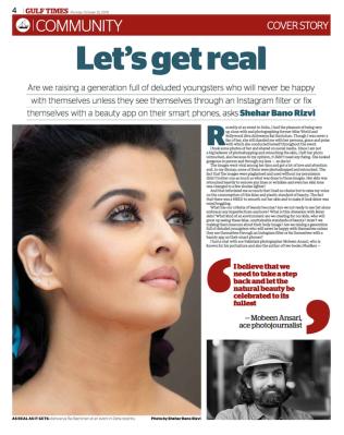 Ashwarya - GulfTimes 2