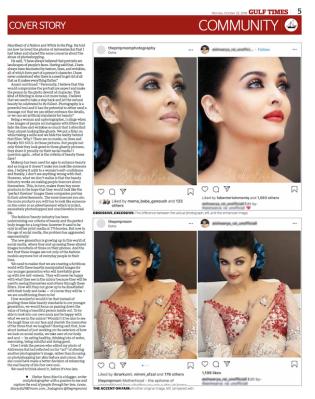 Ashwarya - GulfTimes 3