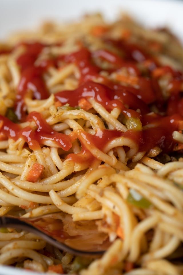 Qeema Spaghetti-8659