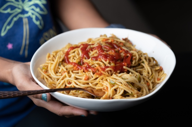 Qeema Spaghetti-8670