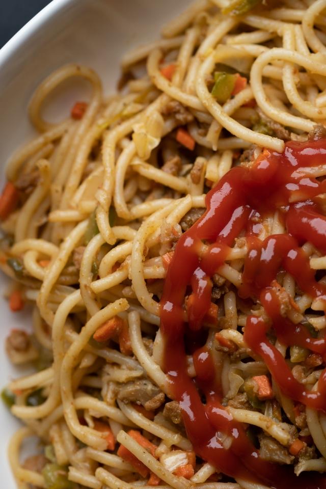 Qeema Spaghetti-8680