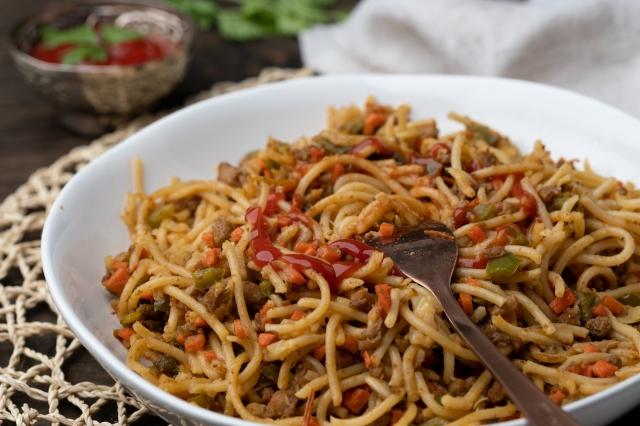 Qeema Spaghetti-8707